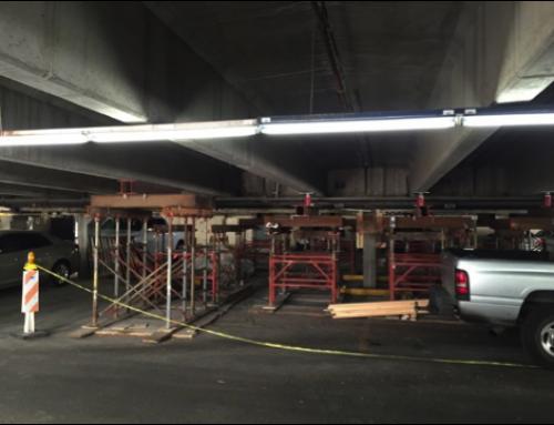 Scottsdale Shadows Condos – Parking Garage Repair